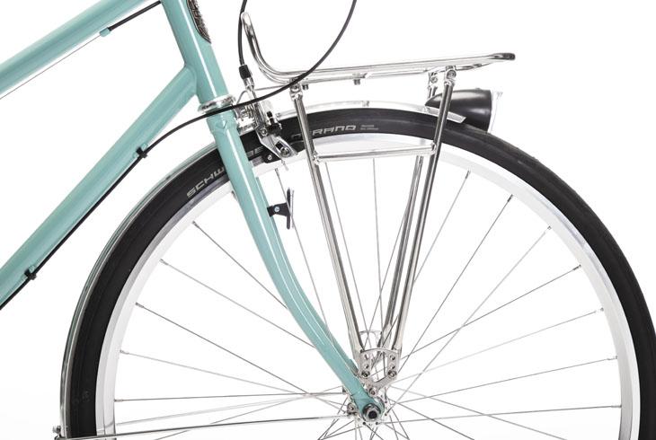Pelago Commuter Front Porteur Rack Santucci Cycles